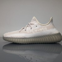 Adidas Yeezy Boost 350 V2 White gray Real Boost