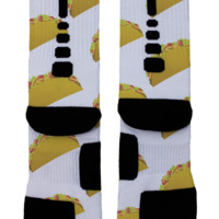 Taco Tuesday Custom Nike Elites Elites
