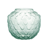 H&M Clear Glass Vase $12.99