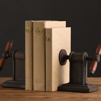 Vise Bookends - $80 - The Gadget Flow