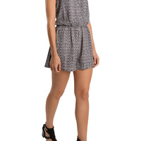 Marini Ornate Romper-FINAL SALE