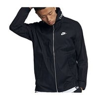 Nike Mens Air Max Woven Windrunner Track Jacket