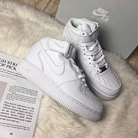 Nike Air Force 1 High classic all-match sneakers shoes