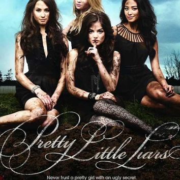 Pretty Little Liars 11x17 TV Poster (2010)