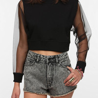 Urban Outfitters - Cheap Monday Parker Cropped Sweatshirt