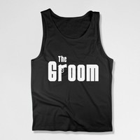 Groom Tank Top Bachelor Party Gifts For Groom To Be Wedding Tank Groom Gift Idea Bachelor Tank Groom Present Groom Outfit The Groom - SA312