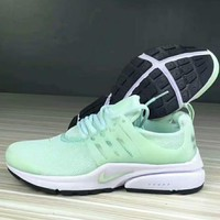 Nike Air Presto Woman Men Running Sneakers Sport Shoes Mint green H Z
