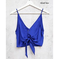 Free People - Two Tie For You Brami Crop Top in More Colors