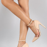 Liliana Trendy Pointy Toe Pump