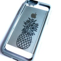 OTTERBOX Symmetry iPhone 6 case, case cover iPhone 6 otterbox,iPhone 6otterbox case,otterbox iPhone 6, glitter pineapple otterbox case