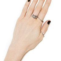 Light As A Feather Ring Set