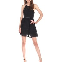 Sam Edelman Women's Fit-and-Flare Dress