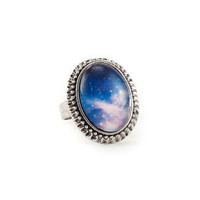 Galaxy Nebula Ring