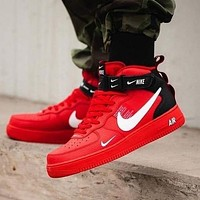 NIKE AIR force 1 AF1 women men sneakers Shoes