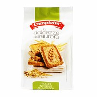 Campiello Frollini Biscuits with Wholemeal and Oat 12.3 oz.