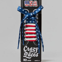 USA CRAZY SHOE LACES