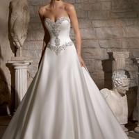 Wedding Bridal Gowns - Designer Morilee – Wedding Dress Style 2703