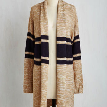 Boho Long Long Sleeve Rowing Places Cardigan