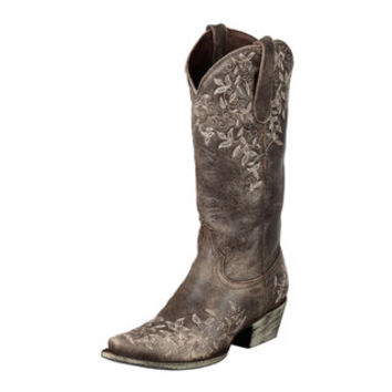 Lane Boots Women's 'Madeline' Brown Cowboy Boots | Overstock.com