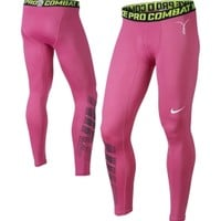 Nike Men's Vaporizer Pro Combat Compression Tights