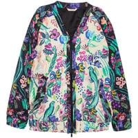 Jacquard-weave Pilot Jacket - from H&M