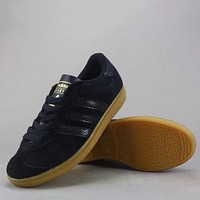 Trendsetter Adidas Samoa  Women Men Fashion Casual Low-Top Old Skool Shoes