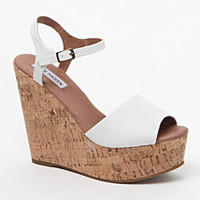 Steve Madden Korkey Wedge Platform Sandals at PacSun.com