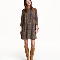 Flared Dress - from H&M