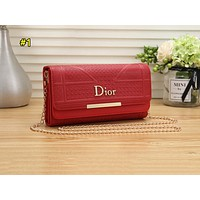 Dior Fashion Sells Bellows Women's Pure Purse Handbags #1