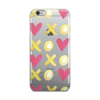 Xoxo - iPhone case