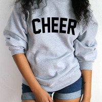 CHEER SWEATSHIRT
