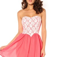 Sweet Summer Backless Princess Dress for Women