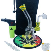 Rasta Swirl Ready Rig Package