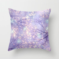Each Moment of the Year Has It's Own Beauty (Tree Silhouettes) Throw Pillow by soaring anchor designs ⚓   Society6