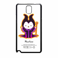 Hello Kitty Love Maleficent Disney Samsung Galaxy Note 3 Case