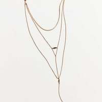Snake Chain Layering Necklace | Urban Outfitters
