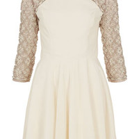 **LIMITED EDITION PEARL SWING DRESS