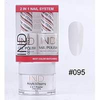IND 3 IN 1 Combo Gel +Lacquer+dipping powder - #95
