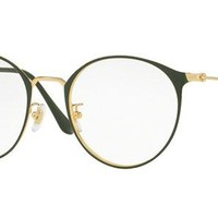 New Unisex Eyeglasses Ray-Ban RX6378F Asian Fit 2908 51