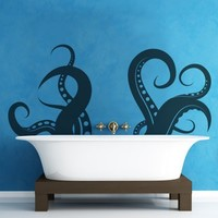 Vinyl Wall Decal Sticker Tentacle OS_MB316-27x60:Amazon:Home & Kitchen