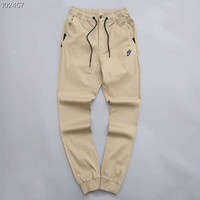 KUYOU N369 Nike is still bursting with cotton and casual pants Khaki