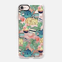 Lazy Afternoon - transparent iPhone 7 Case by Micklyn Le Feuvre | Casetify