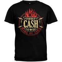 Johnny Cash - Ring Of Fire T-Shirt