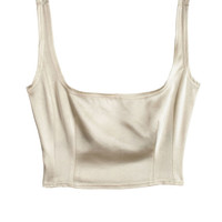 Paris Georgia - Ivory Marnie Top | BONA DRAG