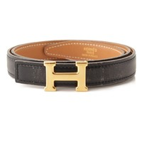 Hermes Minis Constance Belt Time 70 Dishes 41203 (94339