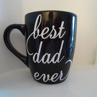 Dad Mug, best dad ever, Father's Day Gifts, best dad mug, Mugs & Cups, housewares, mugs ,coffee