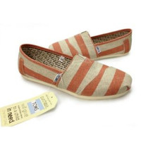 2017 NEW TOMS MENS &WOMENS ZEBRA CANVAS CASUAL SHOES