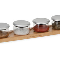 UE Herb Pinch Pots, Kitchen Canisters, Canning & Spice Jars
