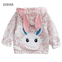 Trendy Cute Baby Girls Coats Autumn 2018 New Arrival Clothing For Baby Girls Boys Coat Cartoon Jacket Kids Outerwear Children Clothes AT_94_13