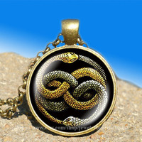 neverending story bastian atreyu gmork falkor fantasia vintage pendant -necklace ready for gifting Buy 3 and get the 4th one free